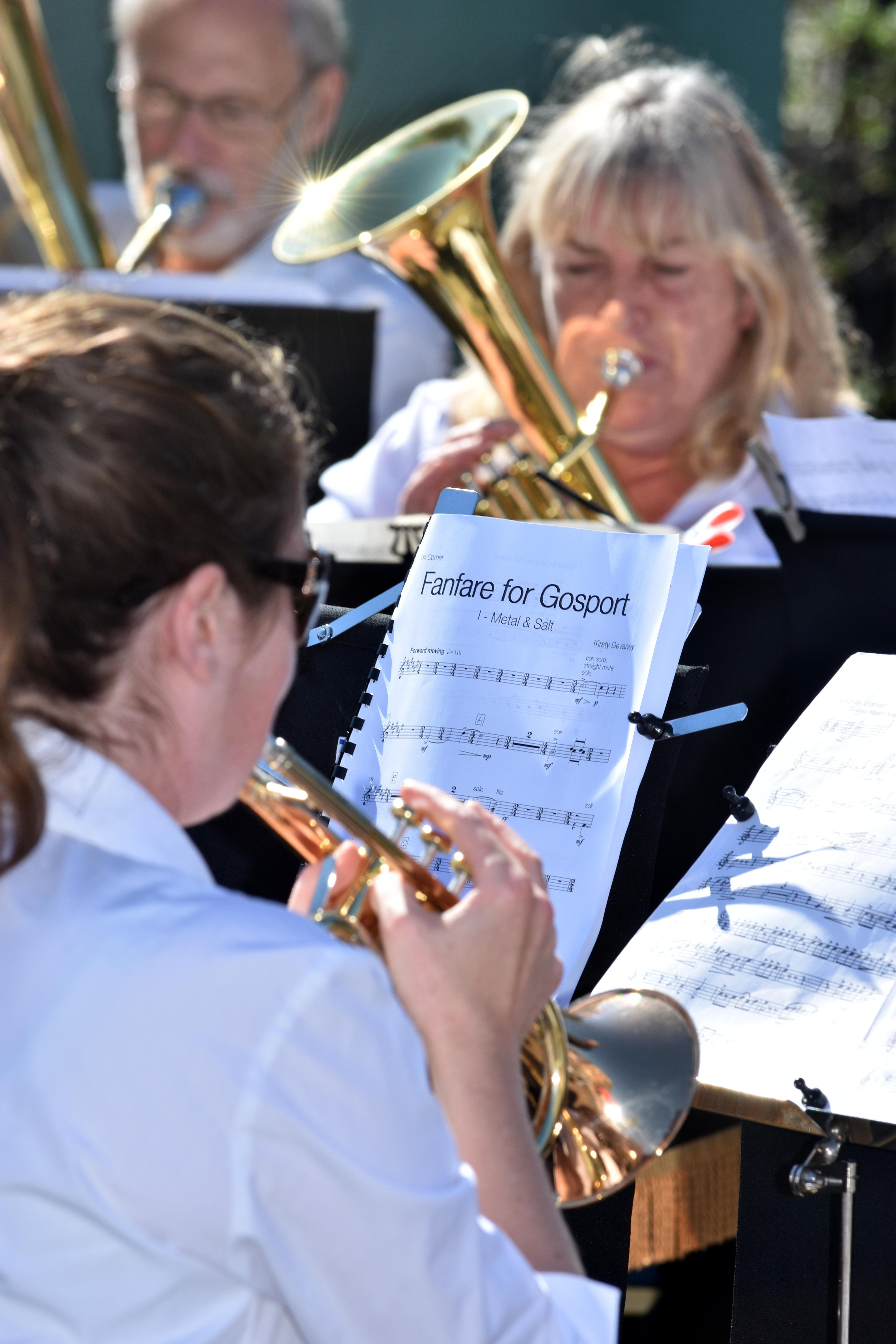 Fanfare for Gosport
